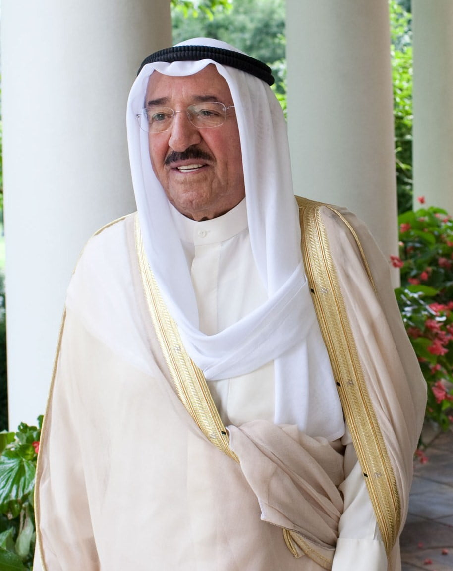 Emir of Kuwait dies at the age of 91
