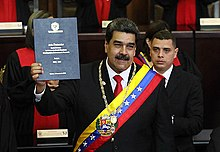 """Guaidó defends the boycott of women parliamentarians in Venezuela, saying the opposite is """"surrender to the goal""""."""