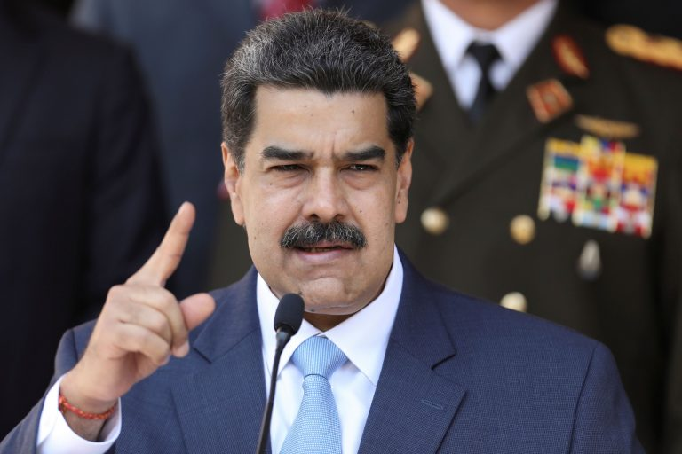 """Maduro calls for """"respect"""" for the United Nations and insists that there are full guarantees for the next election"""