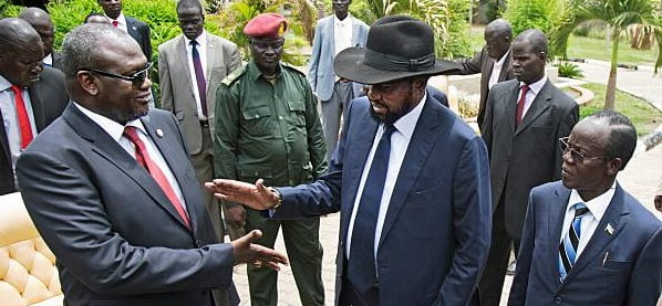 Mali's President and Transitional Vice President are sworn in