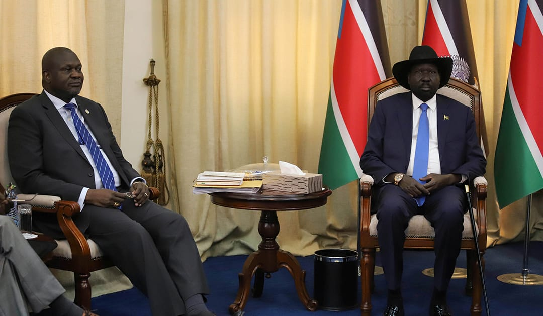 NGOs warn that two years after the peace in South Sudan the situation is getting worse