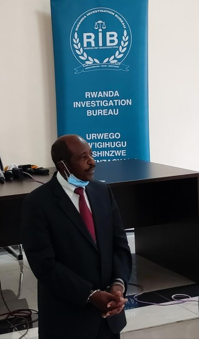 "Rusesabagina, the hero of ""Hotel Rwanda"", confirms that he was deceived and brought to Kigali"