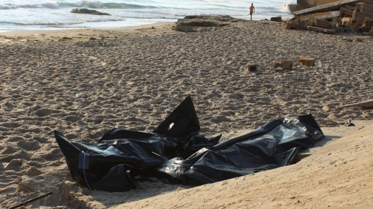 Six migrants die after sinking two boats off the coast of Algeria
