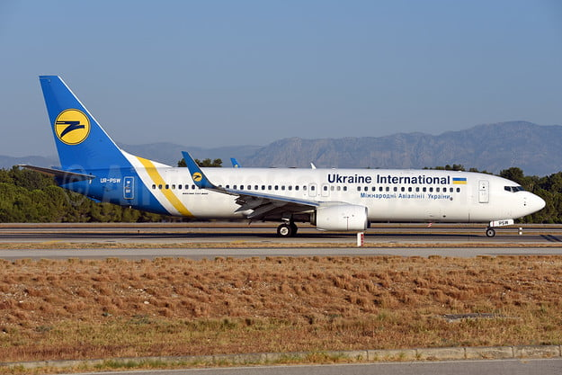 Spain extends its condolences to the death of 26 people in a plane crash in Ukraine