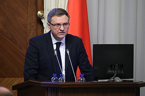 The 27 reaffirm their support for the protests in Belarus and are studying an economic support package