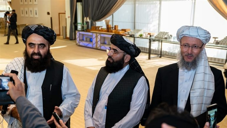 The challenges of the peace negotiations between the Afghan government and the Taliban