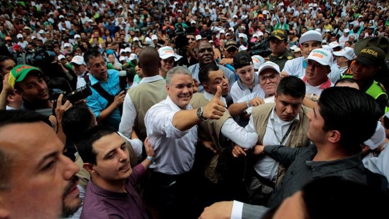 The Colombian government is downplaying the Supreme Court's criticism of police brutality