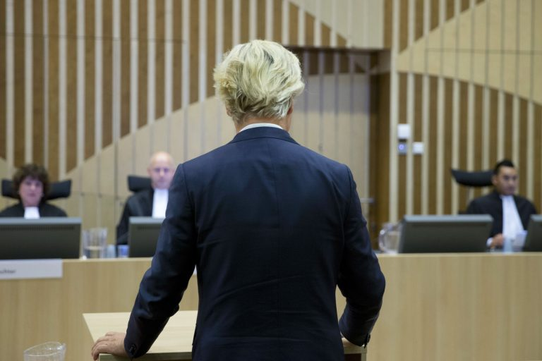 The Dutch court finds Wilders guilty of the insult but dismisses the charges of discrimination