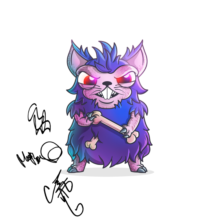 The English rock band Muse is working on the CryptoKitties campaign
