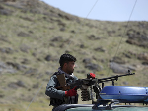 The government and the Taliban blame each other for the increase in violence in Afghanistan