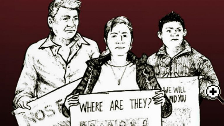 The investigation into the Ayotzinapa case shows that the government of Peña Nieto lied, tortured and covered up what happened