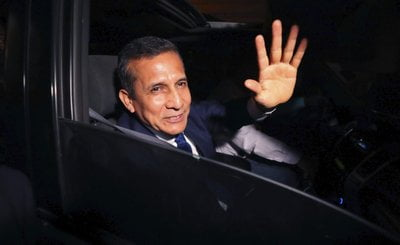 The Peruvian Public Prosecutor is opening an investigation into former President Humala for corruption in the Odebrecht case