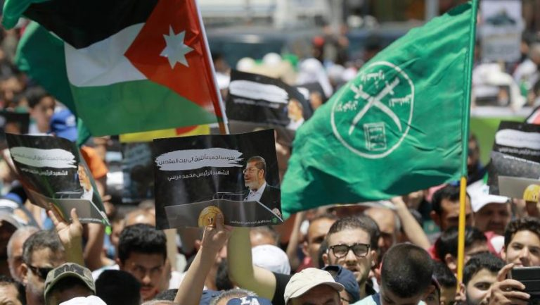 The political arm of the Muslim Brotherhood in Jordan says it will attend the November Parliaments