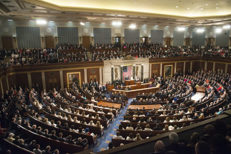 The US House of Representatives passes law to prevent government shutdown
