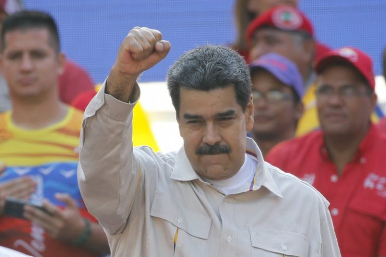 The US is sanctioning four opponents related to the Maduro government in Venezuela