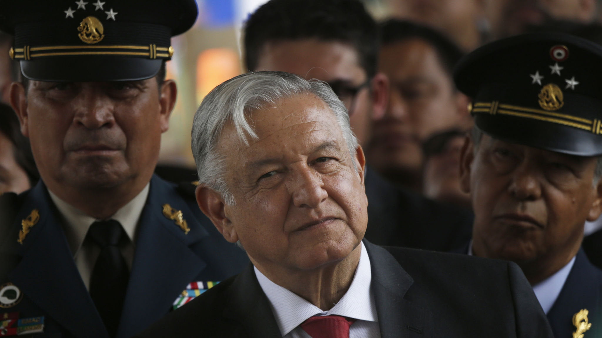 This is what López Obrador said in his second government report