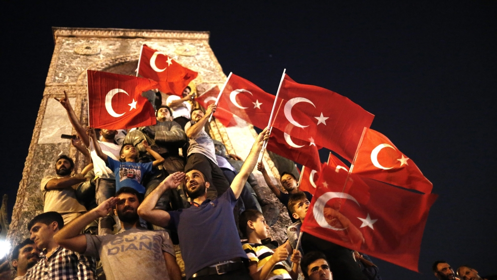 Turkey arrested 115 people for alleged links to coup attempts in 2016