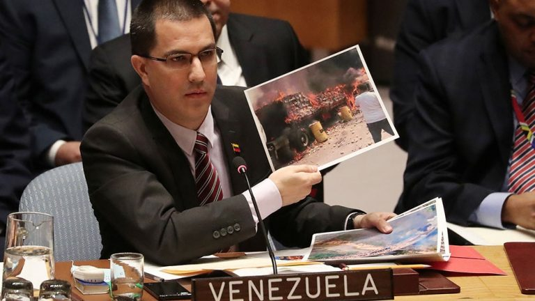 Venezuela accuses the allegedly captured US spy of oil and electrical sabotage