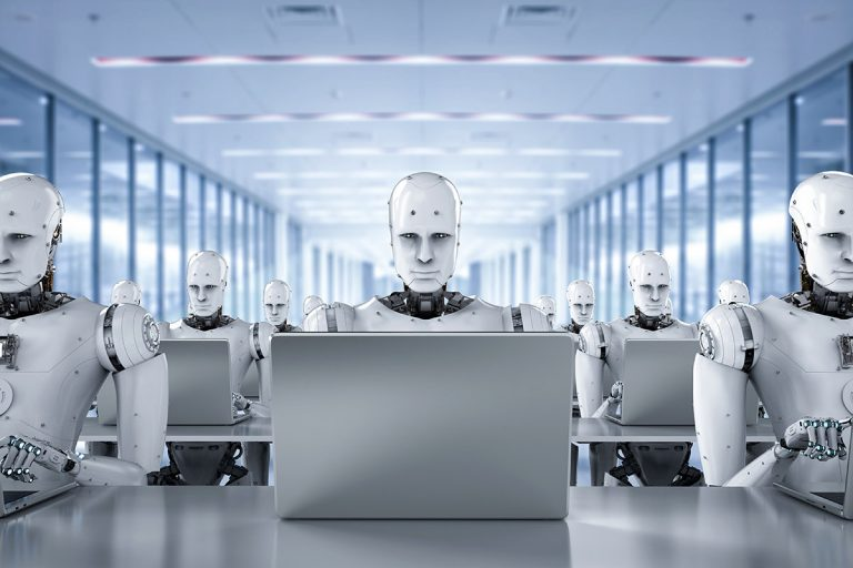 Why is it a good idea to learn robot programming (for free) to automate business processes?