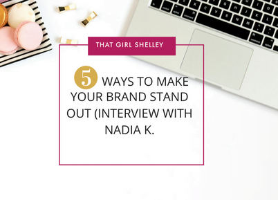 3 tips to make your brand stand out