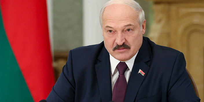 According to an NGO, the Belarusian police arrested more than a hundred protesters against Lukashenko
