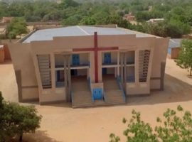 American missionary kidnapped in southwest Niger