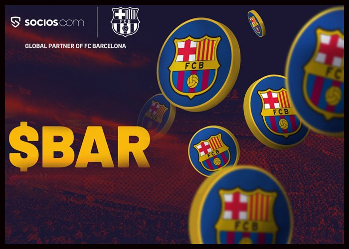 Barcelona football club fans will use fan tokens to vote
