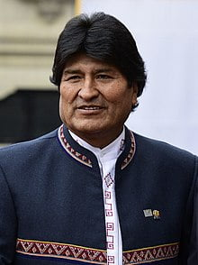 Evo Morales announces that he will return to Bolivia on November 11th, a year after his departure