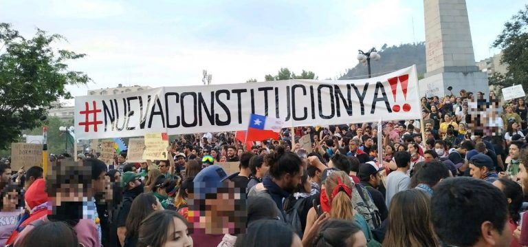 Ibero-American leaders congratulate Chile on its commitment to ending the Pinochet Constitution