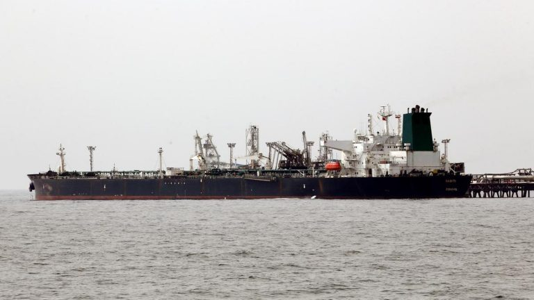 "Iran calls the US ""Pirates of the Caribbean"" because they sold a million barrels of oil on the way to Venezuela"