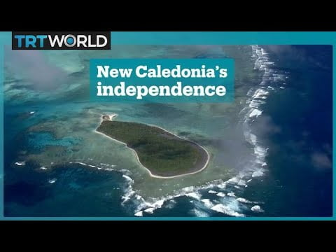 Large turnout in New Caledonia during the second independence referendum