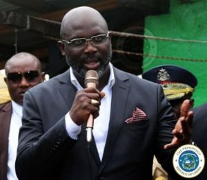 Liberia denies that Weah will use the referendum to seek a third term if reelected