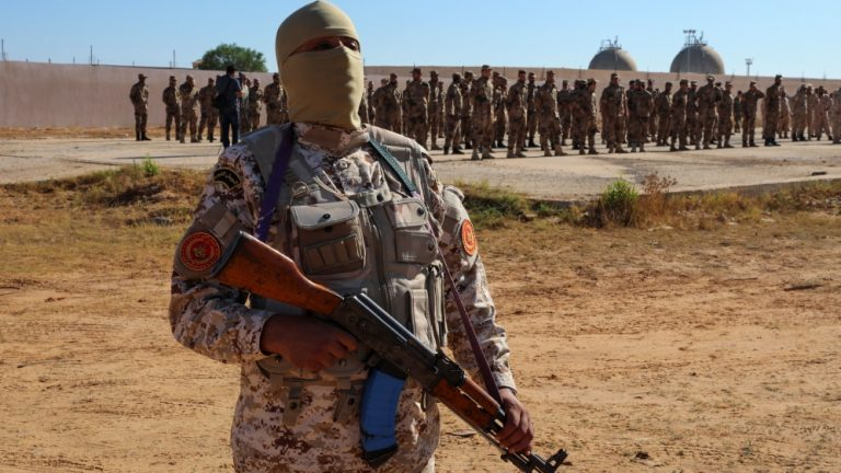 Libya announces reopening of the last oil field blocked by armed forces loyal to Haftar
