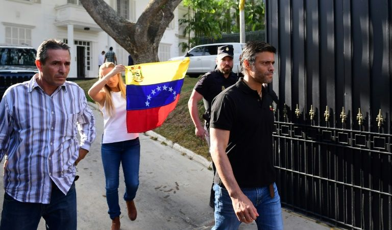 """Maduro assures that Spain is the """"epicenter of the conspiracy"""" against Venezuela"""