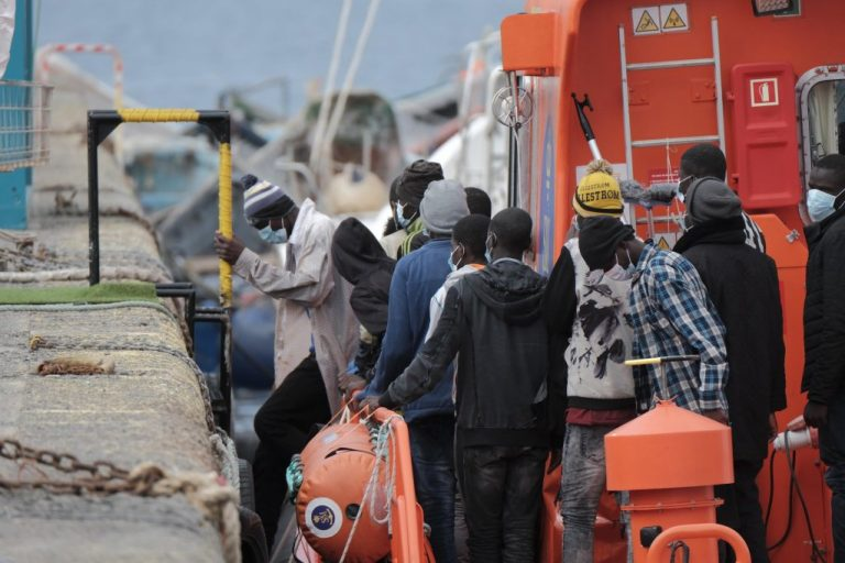 Michel extends his condolences to Senegal for the deaths of 140 migrants en route to the Canary Islands