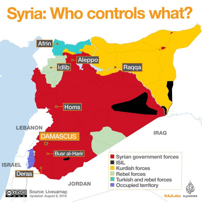 More than 75 members of a rebel coalition backed by Turkey were killed in the bombing of Syria by Russia