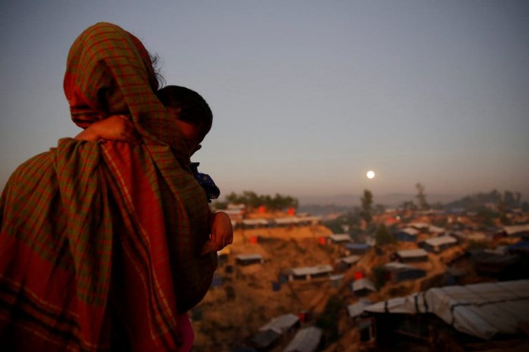 Rohingya killed by mine explosion on the border with Bangladesh