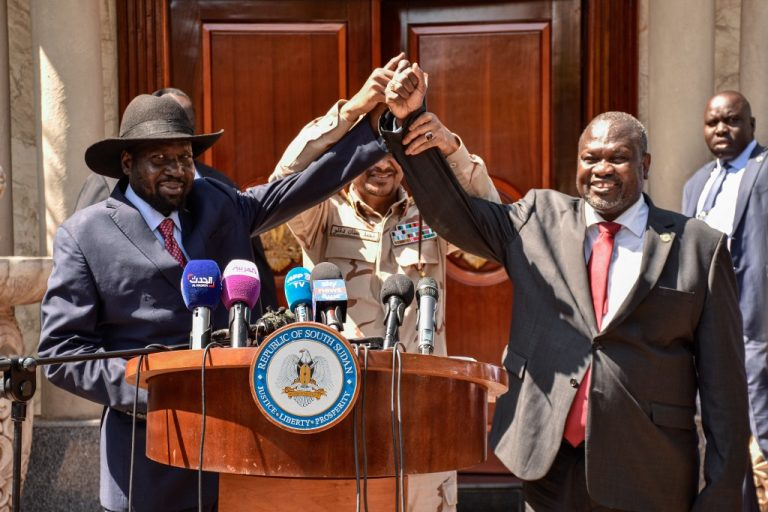 South Sudan says the unification of the armed forces set out in the peace agreement will take place in November