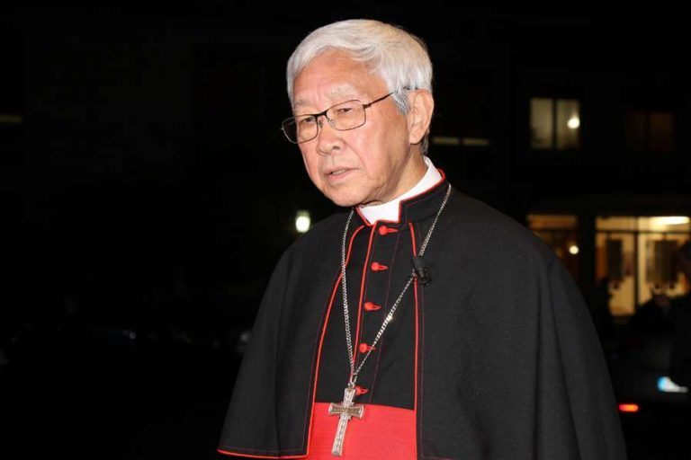 The Cardinal of Hong Kong criticizes the Vatican's plans to renew the agreement with China