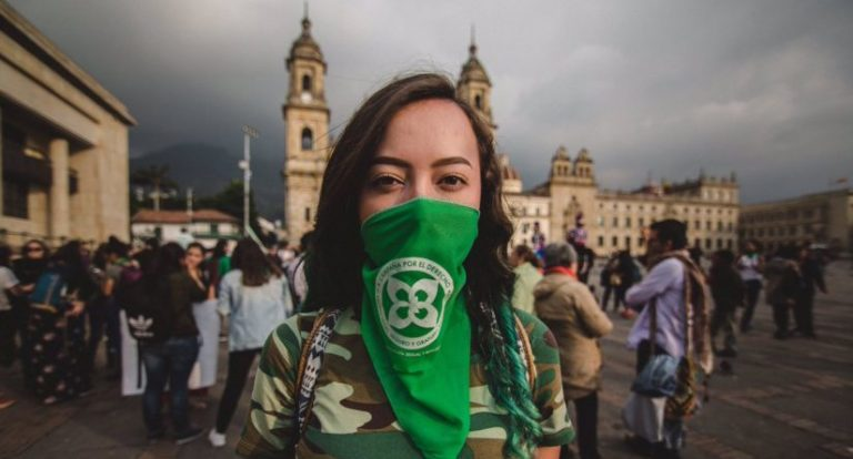 The Constitution of Colombia admits a lawsuit that could decriminalize abortion
