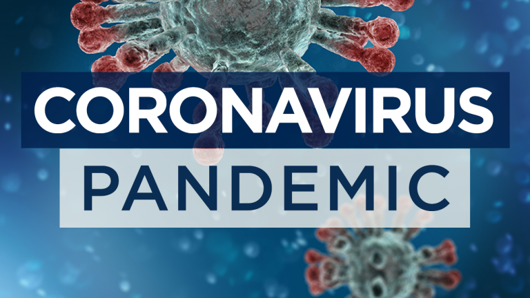 The coronavirus pandemic adds its second highest daily number, exceeding 43.5 million cases