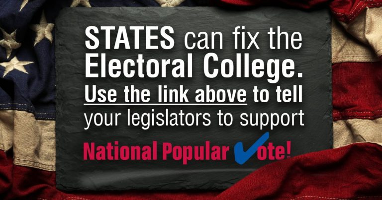 The Electoral College, the indirect system by which the US President is elected