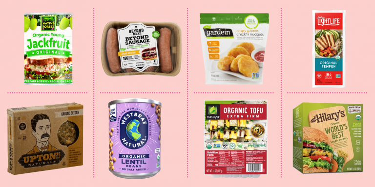 The frozen aisle is going vegan, organic and nutritious