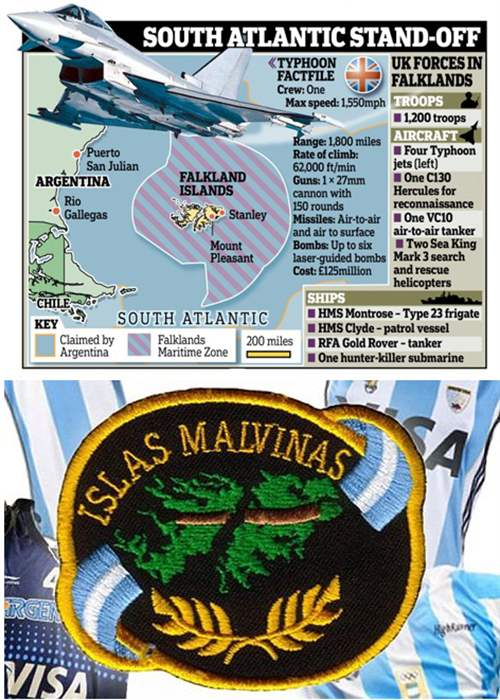 "The OAS calls on Argentina and the UK to resume negotiations on the Falkland Islands ""as soon as possible""."