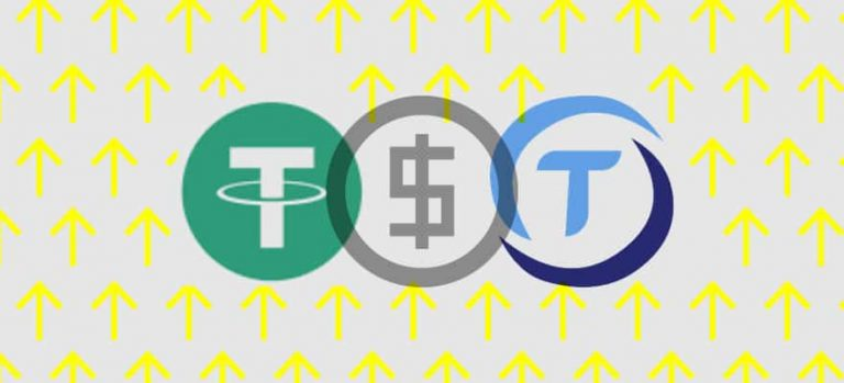 The rise of stablecoins as fiat-backed cryptocurrencies is growing amid uncertainty
