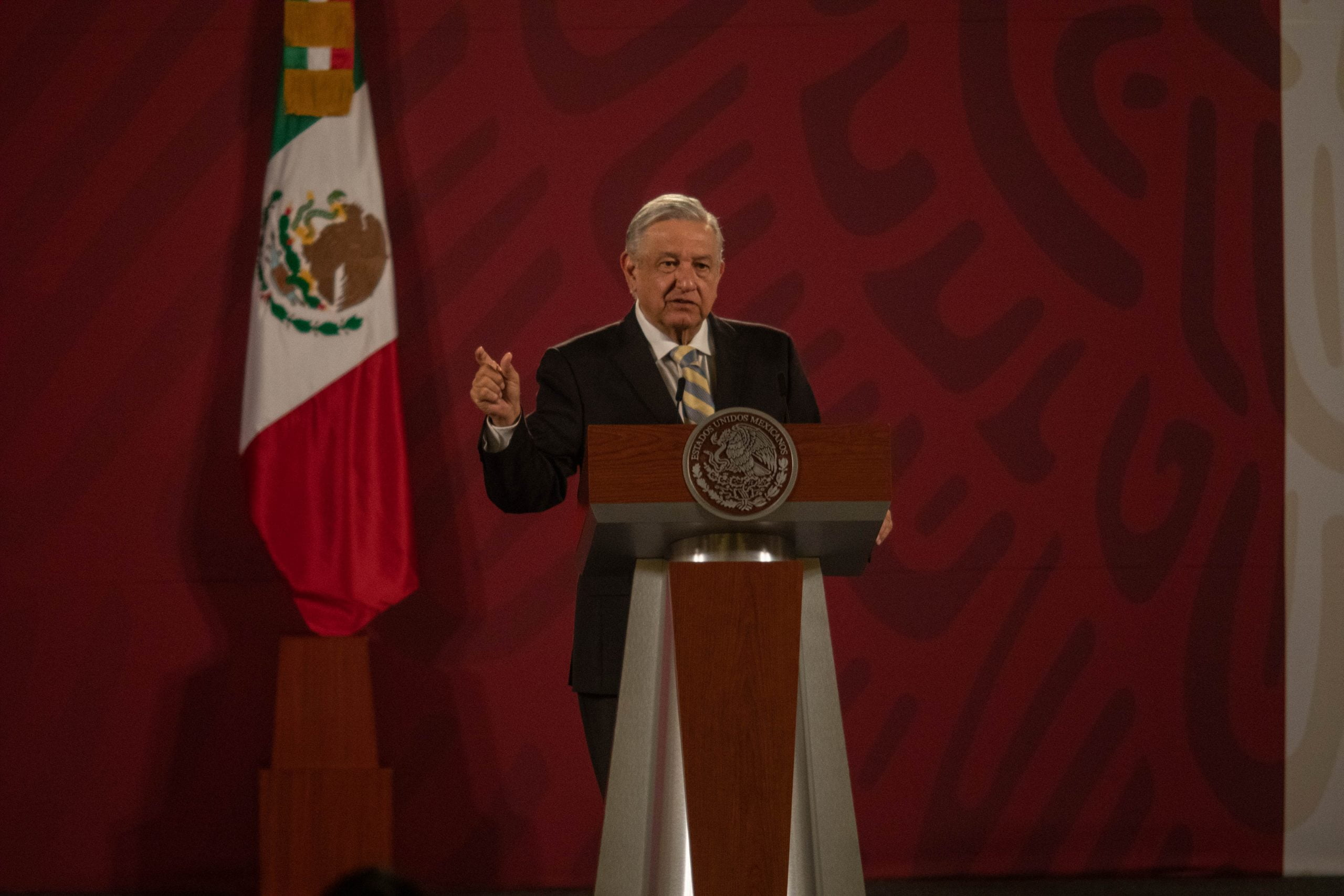 The Supreme Leader of Mexico is in favor of consultation on the assessment of former presidents