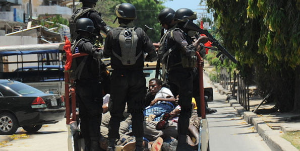 The Tanzanian opposition condemns five deaths by security forces in Zanzibar