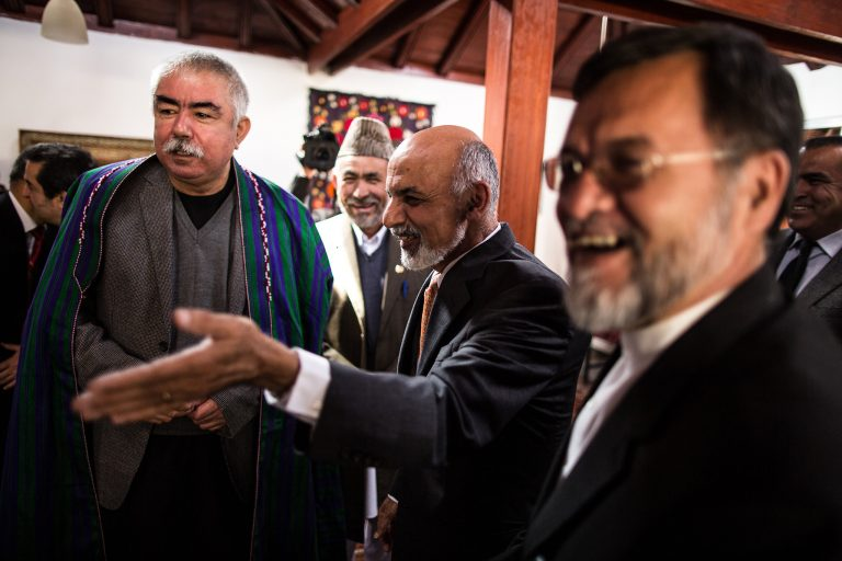 The Vice President of Afghanistan takes over security in Kabul because of Crime Spike