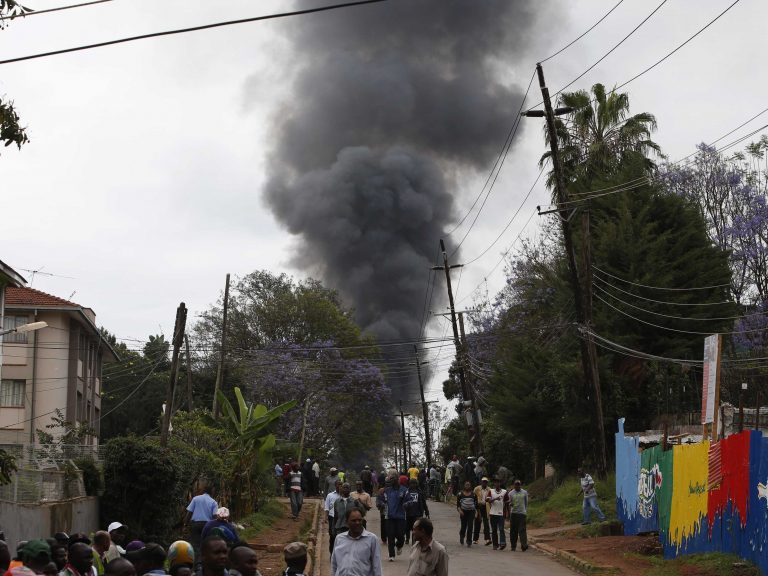 Two men convicted in Kenya of conspiracy to bomb Westgate shopping center in Nairobi