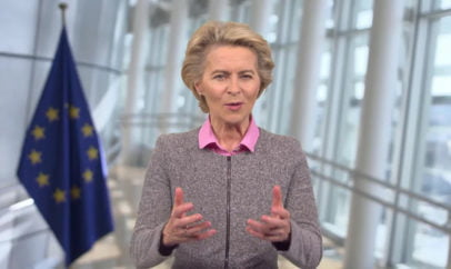 "Von der Leyen and Boris Johnson see ""significant differences"" in Brexit"
